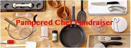 The Pampered Chef May Fundraiser @ ON-LINE